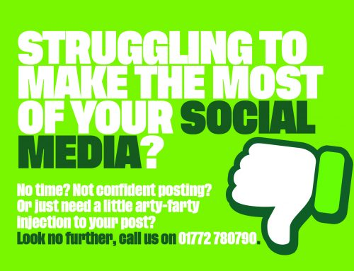 Struggling to make the most of your social media